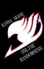 Fairy Tail Online Randomness! by xXkinnaXx