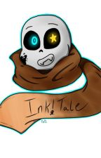 Undertale/InkTale Ink Sans X Abused Reader (DISCONTINUED) by StarCatandLunaMoon