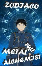 Zodiaco FullMetal Alchemist Brotherhood by Yokai-