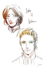 RANDOM SHADOWHUNTERS by ImogenLightwood
