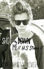 Shot Me Down // H.S Story by harrietalove645