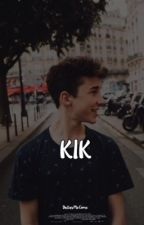 KIK| Hunter Rowland by DallasMeCome