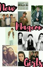 New Magcon Girls  by martuuu02