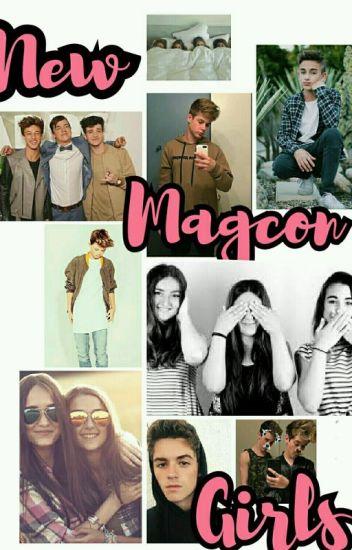 New Magcon Girls