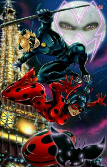 Kouzelná Beruška a Černý Kocour ♥[DOKONČENO]