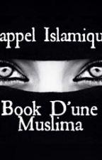 Rappel Islamique: book D'une muslima by Ch_Djazayriia
