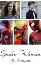 Spider-Woman by Natanatta