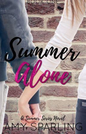 Summer Alone by AmySparlingWrites