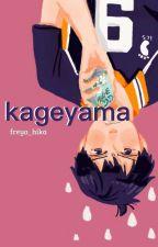 Kageyama×lectora by laiacat
