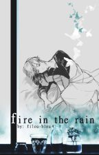 Fire in the rain [Miraculous PL] by filou-bleu