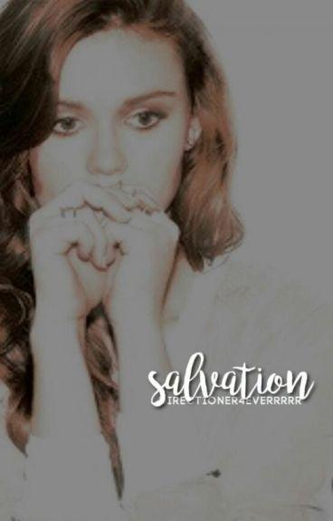 Salvation  {Emmett Cullen}{3}
