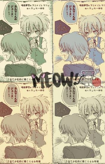 MEOW! [Two-Shot]