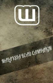 Malaysia Read Campaign by AmbassadorsMY