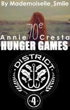 Annie Cresta | les 70e Hunger Games by Mademoiselle_Smile