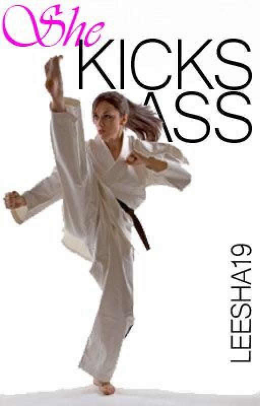 She Kicks Ass by Leesha19
