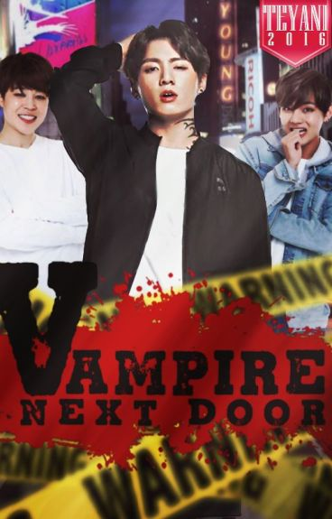 Мой сосед - вампир/Vampire next door