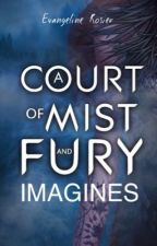 A Court of Mist and Fury Imagines - Rhysand/Feyre by EvangelineRosier