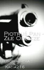 Piotruś Pan - Złe Oblicze by soniaeryka