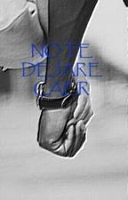 No te dejare caer by aimme2005