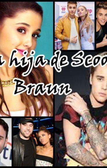 La hija de Scooter Braun [Justin Bieber]