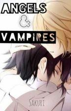 Angels & Vampires (MikaYuu AU) by SakitheChibi