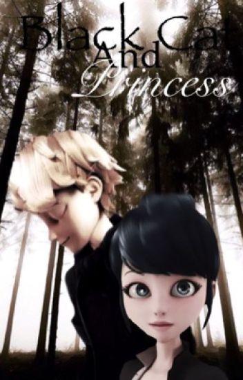 Чёрный кот и принцесса [Р Е Д А К Т И Р У Е Т С Я]