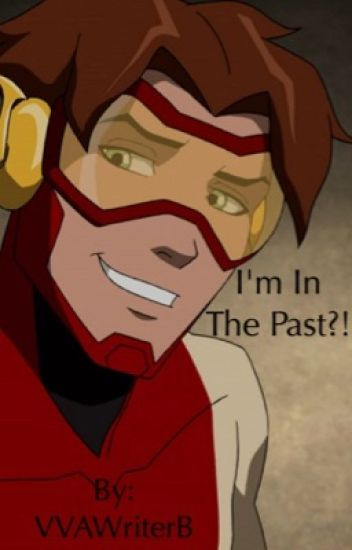 I'm in the Past? Impulse/Bart Allen fan-fic
