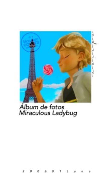 """✨Álbum de Fotos """"Miraculous Ladybug""""✨"""