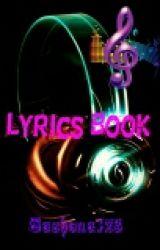 LYRICS BOOK by Sash32