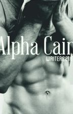 Alpha Cain by Writer20161
