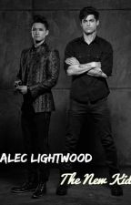 Alec Lightwood- The New Kid (Malec AU) by Miss_Wxrld
