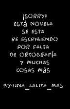 Gastina & Lutteo ♥ [Re escribiendo]  by Una_Lalita_Mas