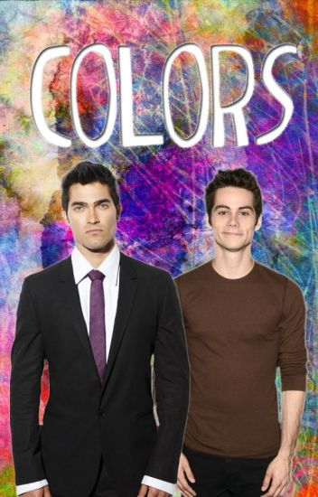 COLORS. |Sterek AU| TheAryFics #SterekAwards