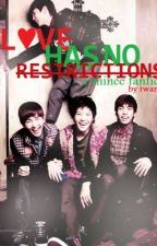 Love Has No Restrictions ~ A SHINee Fanfic by Twarry
