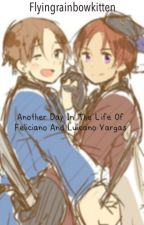 Another day in the life of Feliciano and Luciano Vargas  by flyingrainbowkitten