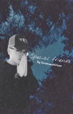 Special friends || Redvacktor X Reader by greensweaterlover