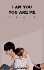 I am you, You are me // vkook by Akanea