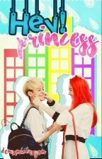 Hey! Princess » KryBer » f(x) by Bultxurxne-