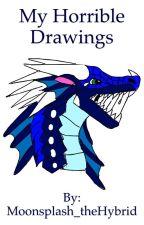 My Horrible Drawings #2 by jadesplash