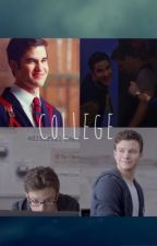 College »A Klaine FanFiction« by klaine_4ever