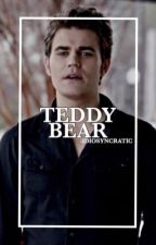 Teddy Bear ⏐ Stefan Salvatore ✔️ by -idiosyncratic