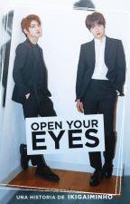 open your eyes {jaeyong/taehyun} by troubleminho