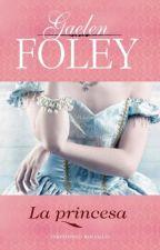 A Princesa (Príncipes do Mar) (2) - Gaelen Foley by Daanlimaa