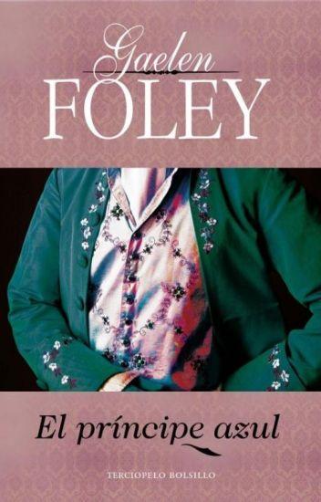 O Príncipe Azul (Príncipes do Mar) (3) - Gaelen Foley