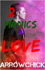 2 Manics In Love (Gotham) An Jerome Valeska Imagine by Arrowchick