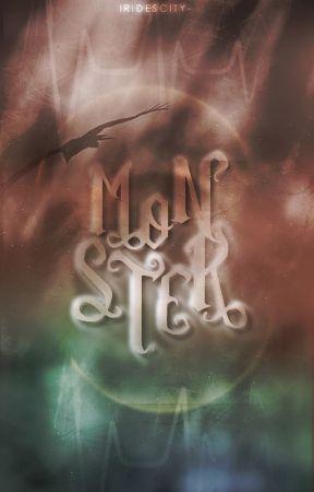 Monster by iridescity-