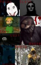 Creepypasta x Reader LEMONS by I_made_a_bad_mistake