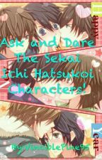 Ask and Dare The Sekai Ichi Hatsukoi Characters! (Temporarily On Hiatus!!!) by VinciblePine95