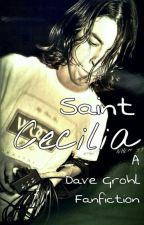 Saint Cecilia; Dave Grohl by apoisonapple