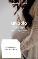 Un Solo Destino- Trilogía Efron #2 by LittleAramat